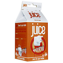 Buy Juice Multi Juice Home Charger for Apple, Blackberry, Samsung & HTC Devices Online at johnlewis.com