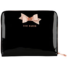 Buy Ted Baker Apcon Bow PVC Tablet Case Online at johnlewis.com