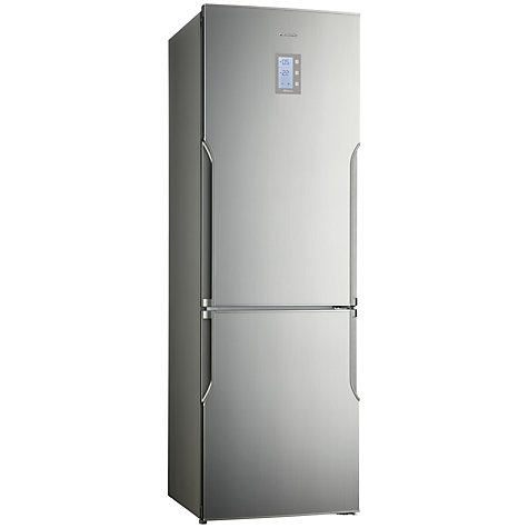 Buy Panasonic NR-B29SG2-SB Fridge Freezer, A++ Energy Rating, 60cm Wide, Silver Online at johnlewis.com