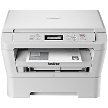 Buy Brother DCP-7055WZU1 Compact Mono Laser All-in-One Wireless Printer Online at johnlewis.com
