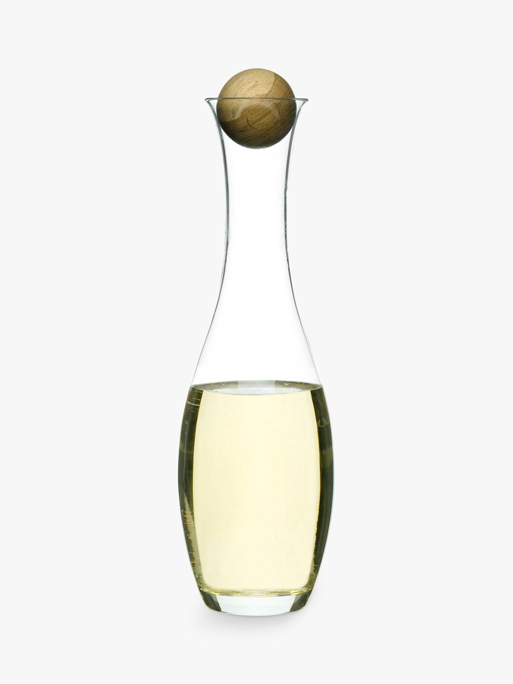 Sagaform Sagaform White Wine Carafe with Oak Stopper