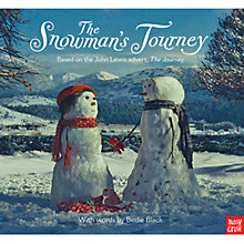 Buy The Snowman's Journey Book: Based on the John Lewis Christmas Advert 2012 Online at johnlewis.com