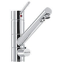 Buy Brita Single Lever Kitchen Tap, Wd3010 Online at johnlewis.com
