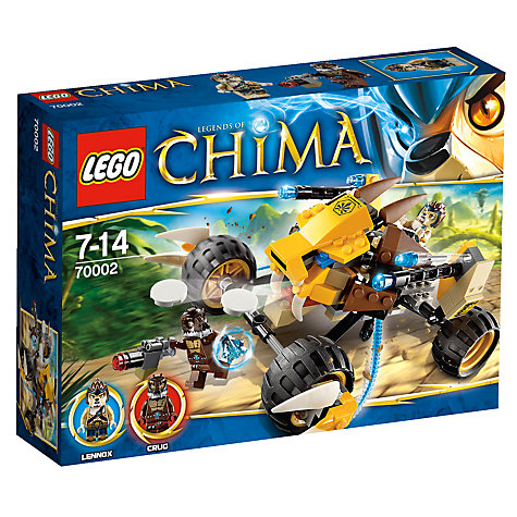 Buy LEGO Legends of Chima, Lennox Lion Attack Online at johnlewis.com