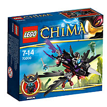 Buy LEGO Legends of Chima, Razcal's Glider Online at johnlewis.com