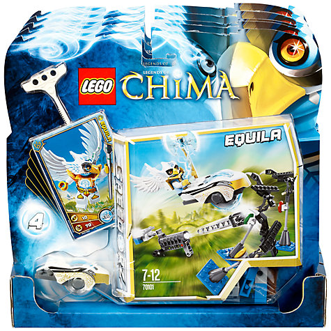 Buy LEGO Legends of Chima, Target Practice Game Online at johnlewis.com