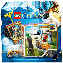 Buy LEGO Legends of Chima, Waterfall Game Online at johnlewis.com