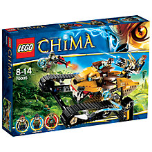 Buy LEGO Legends of Chima, Laval's Royal Fighter Online at johnlewis.com