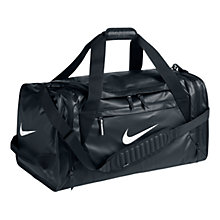 Buy Nike Ultimatum Max Air Medium Duffel Bag, Black Online at johnlewis.com