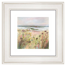 Buy Sue Fenlon - Coastal Pathway Framed Print, 57 x 57cm Online at johnlewis.com