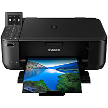 Buy Canon PIXMA MG4250 All-In-One Wireless Printer and A4 Premium Black Label Paper and PG-540 / CL-541 Ink Cartridge Multipack Online at johnlewis.com