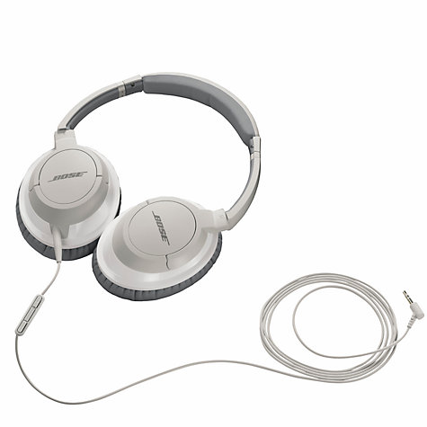 Buy Bose® SoundLink® II wireless mobile speaker & Bose® AE2i (Over-Ear) Full Size Headphones Online at johnlewis.com