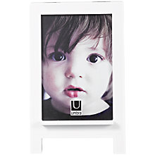"Buy Umbra Fotoboard Photo Display Board, 4 x 6"" (10 x 15cm) Online at johnlewis.com"