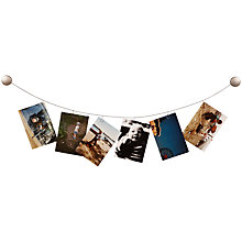 Buy Umbra Photo Frame Multi-aperture Clip Line Online at johnlewis.com