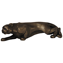 Buy Frith Sculpture Panther Bronze, by Adrian Tinsley Online at johnlewis.com
