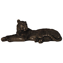 Buy Frith Sculpture Tiger Online at johnlewis.com