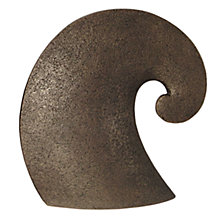Buy Frith Sculpture Bronze Wave, H20cm Online at johnlewis.com