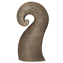 Buy Frith Sculpture Bronze Wave, H32cm Online at johnlewis.com