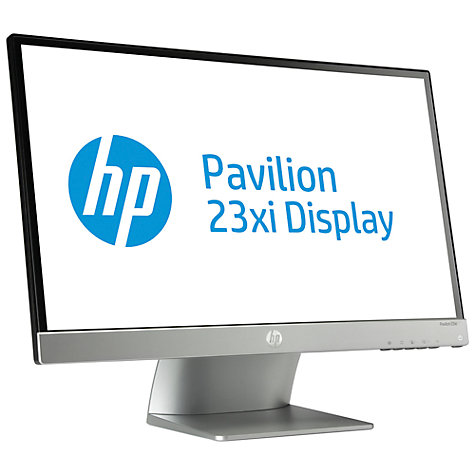 "Buy HP 22xi LED Backlit PC Monitor, 21.5"" Online at johnlewis.com"