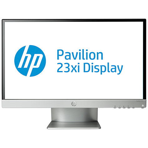 "Buy HP 23xi LED Backlit PC Monitor, 23"" Online at johnlewis.com"