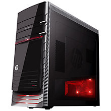 Buy HP Envy Phoenix H9-1460EA Desktop PC, Intel Core i7, 3.4GHz, 6GB RAM, 3TB+128GB SSD, with Beats Audio Online at johnlewis.com