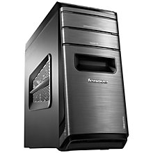 Buy Lenovo IdeaCentre K415 Desktop PC, AMD A8, 3.2GHz, 8GB RAM, 2TB Online at johnlewis.com