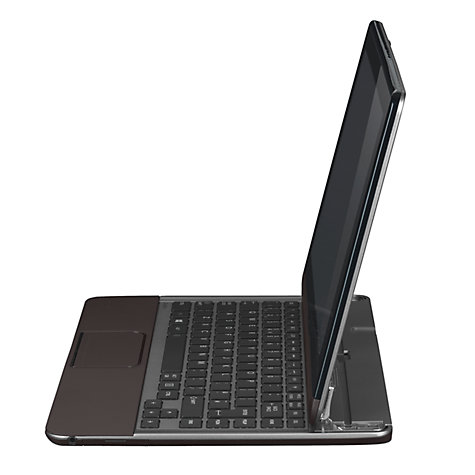 "Buy Toshiba Satellite U920T-10Q Convertible Ultrabook, Intel Core i5, 8GB RAM, 128GB SSD, 12.5"" Touch Screen, Silver Online at johnlewis.com"