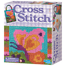 Buy Great Gizmos Cross Stitch Kit Online at johnlewis.com