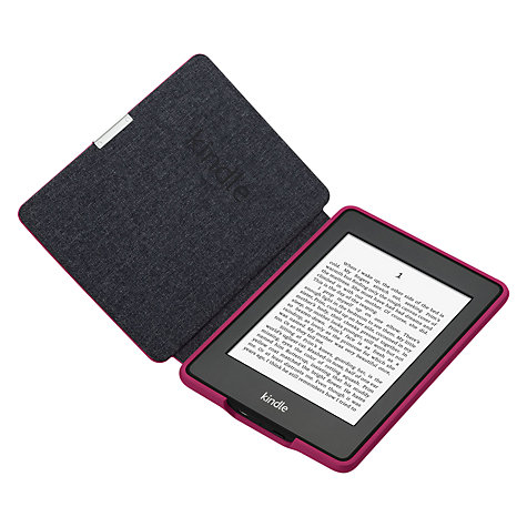 Buy Amazon Leather Cover for Kindle Paperwhite Online at johnlewis.com