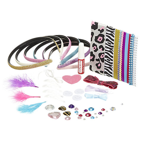 Buy Faber-Castell Sparkling Hair Accessories Set Online at johnlewis.com