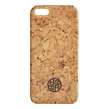 Buy Reveal Cork Case for iPhone 5 Online at johnlewis.com