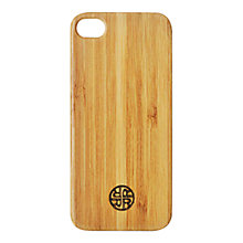 Buy Reveal Bamboo Case for iPhone 5 Online at johnlewis.com