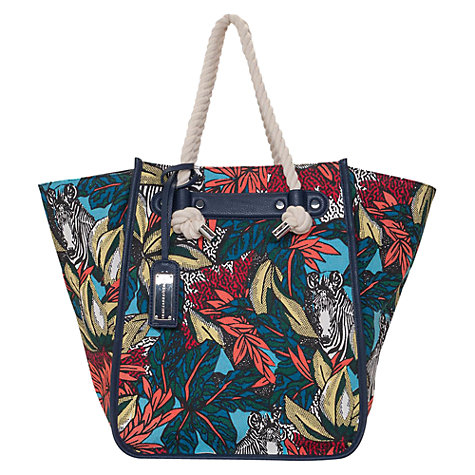 Buy French Connection Morocco Tote, Multi Online at johnlewis.com