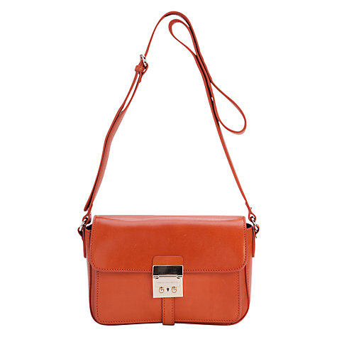 Buy French Connection Colville Cross Body Handbag Online at johnlewis.com