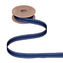 Buy John Lewis Grosgrain Stitch Ribbon, 5m Online at johnlewis.com