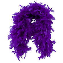 Buy John Lewis Feather Boa, 1.5 Metres Online at johnlewis.com