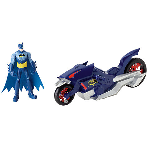 Buy Batman Figure and Vehicle Set, Assorted Online at johnlewis.com
