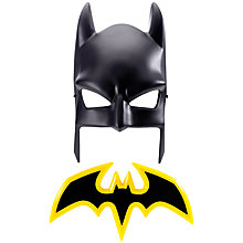 Buy Batman Mask and Batarang Dressing-Up Accessories Online at johnlewis.com