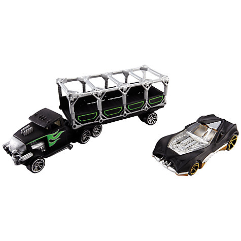 Buy Hot Wheels Track Truck, Assorted Online at johnlewis.com