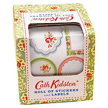 Buy Cath Kidston Labels and Stickers Set Online at johnlewis.com