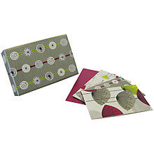 Buy Sanderson Dandelion Clocks Notecards, Pack of 8 Online at johnlewis.com