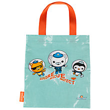 Buy Wild & Wolf Octonauts Book Bag Online at johnlewis.com