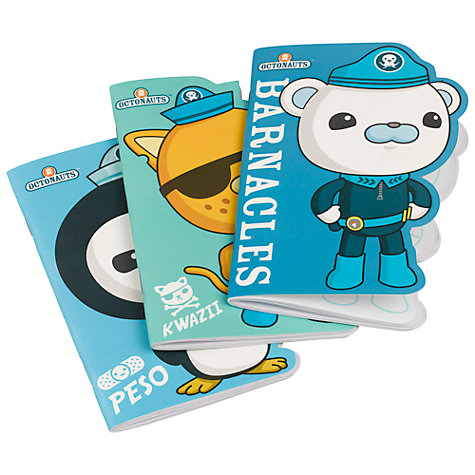 Buy Wild & Wolf Octonauts Range Online at johnlewis.com