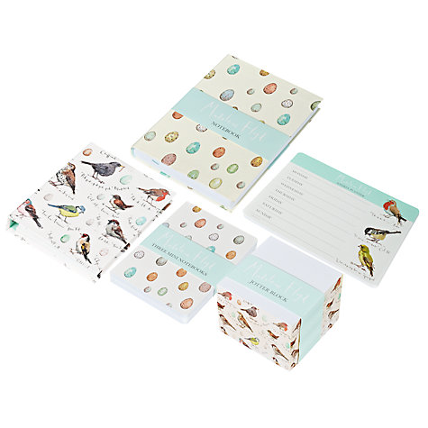 Buy Madeleine Floyd Birdsong A6 Notebook Online at johnlewis.com