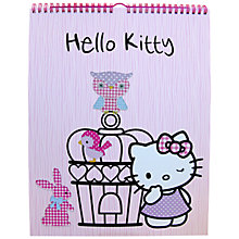 Buy Hello Kitty Woodland Animals Reward Chart Online at johnlewis.com