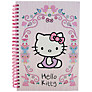 Hello Kitty Woodland Animals A5 Notebook, Pink