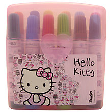 Buy Hello Kitty Woodland Animals Colouring Pens Online at johnlewis.com