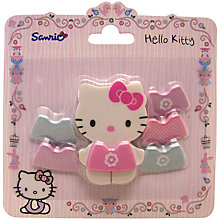 Buy Hello Kitty Woodland Animals Dress Kitty Eraser Set Online at johnlewis.com