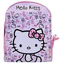 Buy Hello Kitty Woodland Animals Backpack Online at johnlewis.com