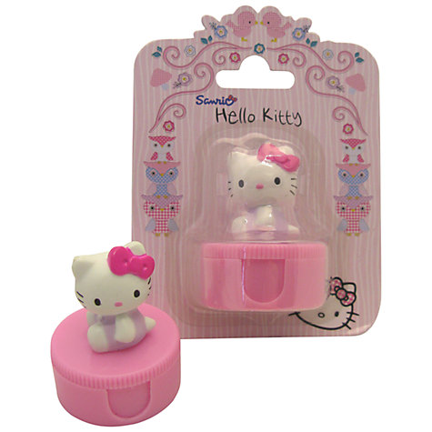Buy Hello Kitty Woodland Animals Novelty Sharpner Online at johnlewis.com